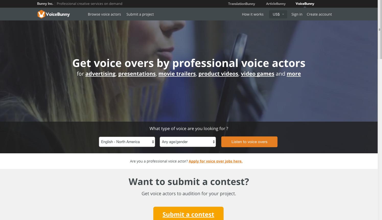 voice-bunny