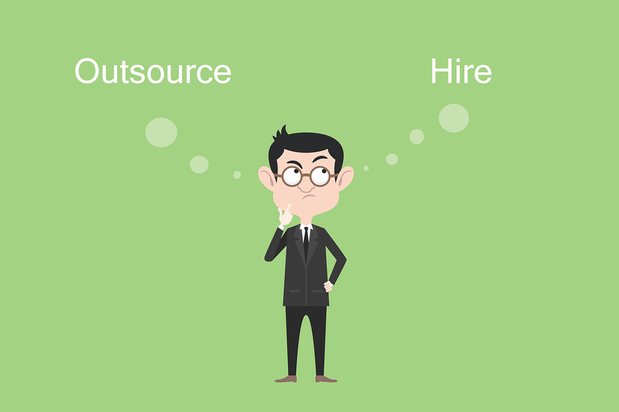 Outsource or Hire