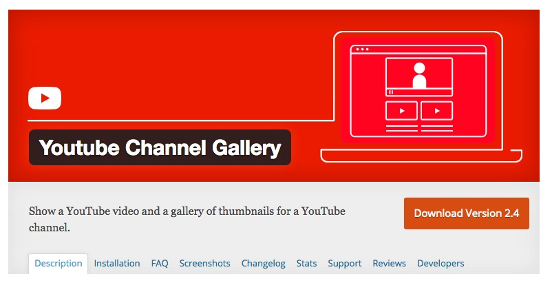 youtube-channel-gallery-wordpress-plugins