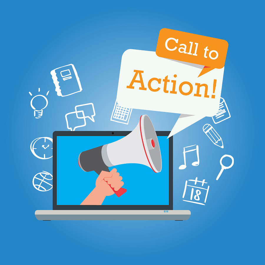 Call to Action within Videos