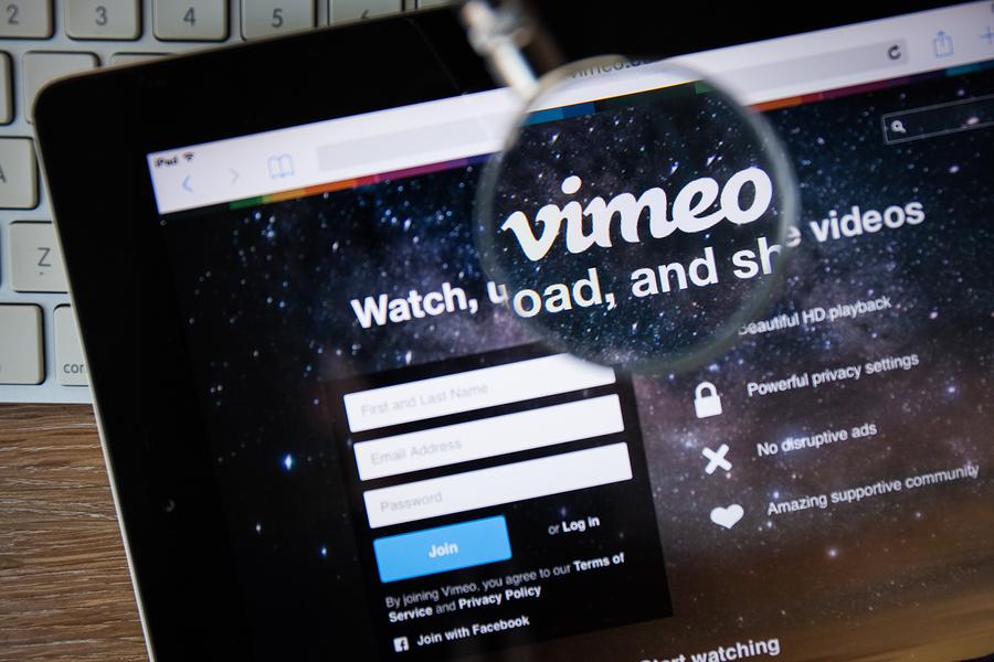 Vimeo-Video-Hosting