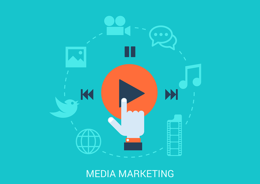 Media Marketing and Clicks