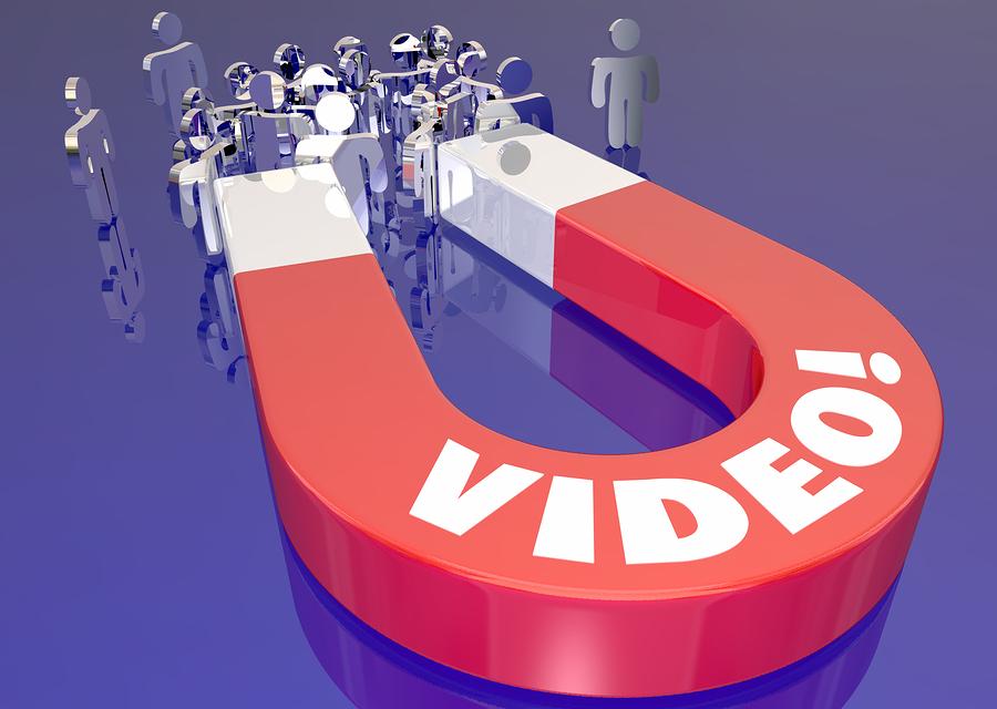 video-on-website