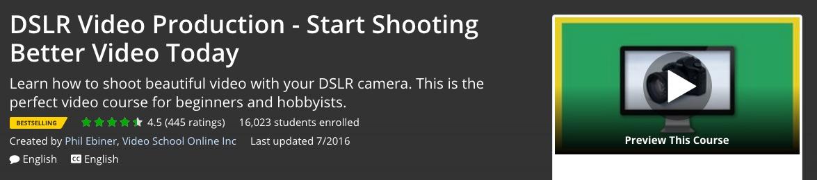 dslr-video-production