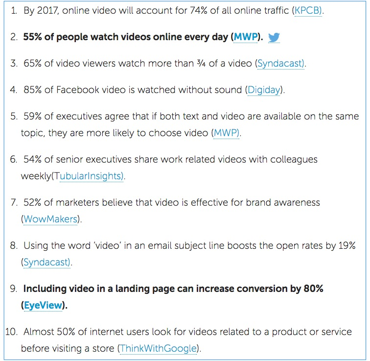 video-marketing-statistics