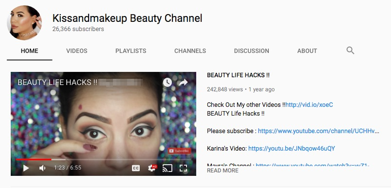 popular-beauty-channel-on-youtube